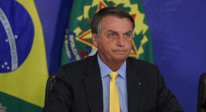 Bolsonaro disse negociar com três partidos políticos para disputar Planalto em 22