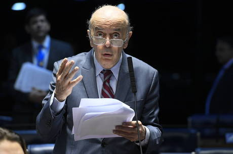 Senador José Serra foi alvo da PF nesta sexta-feira