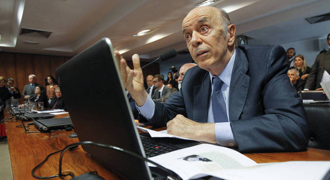 José Serra ficará quatro meses afastado para tratar Parkinson