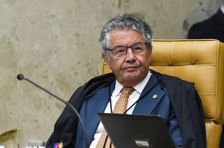 Marco Aurélio foi submetido a cirurgia