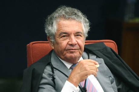 Ministro Marco Aurélio teve decisão suspensa