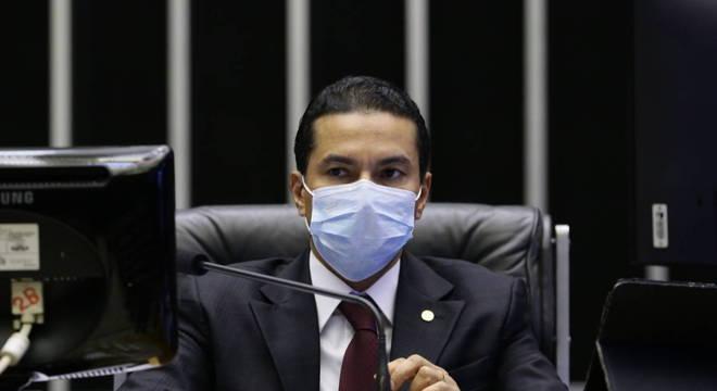 Vice-presidente da Câmara dos Deputados, Marcos Pereira (Republicanos-SP)
