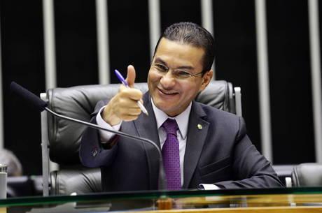 Marcos Pereira confirmou apoio a Arthur Lira, do PP