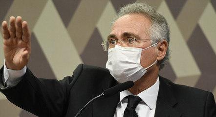 Renan Calheiros foi alvo de Bolsonaro: 'Vagabundo'