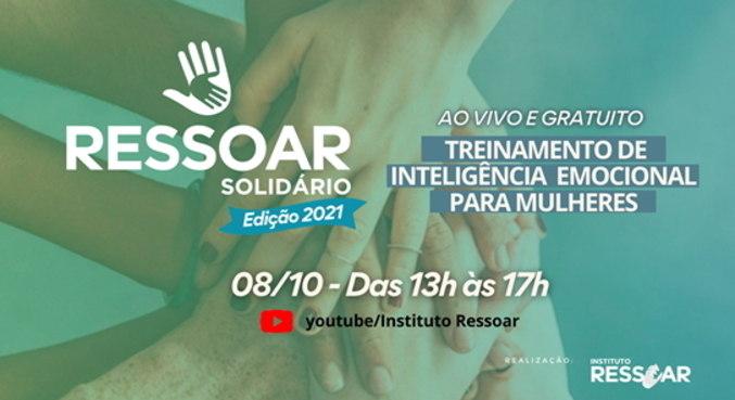 Evento online na sexta-feira visa proteger mulheres vítimas de violência