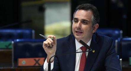 Rodrigo Pacheco conta com o apoio de 10 partidos