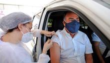 Bolsonaro admite possibilidade de ser vacinado contra a covid-19
