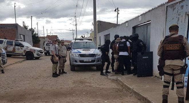 O caso está sendo investigado pela Polícia Civil