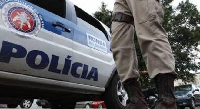 O sargento foi atingido durante um confronto com suspeitos
