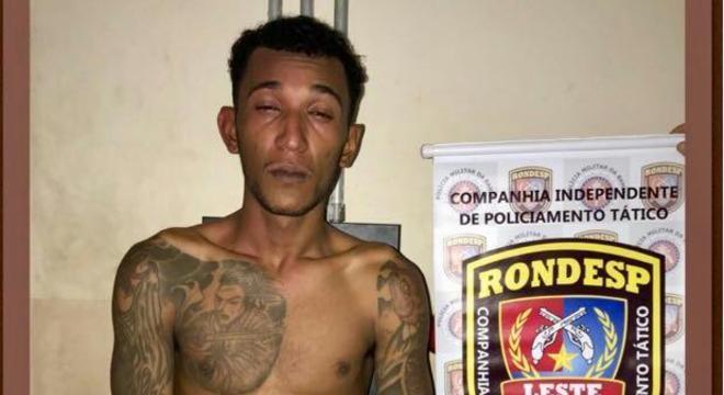 Luís Fernando dos Santos Azevedo é acusado de ser responsável por diversos homicídios
