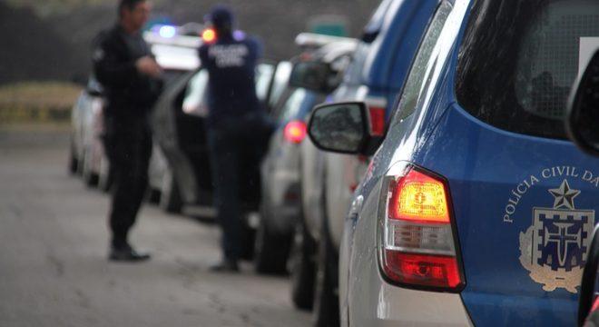 O criminoso foi apresentado na Delegacia Territorial de Alagoinhas, interior da Bahia