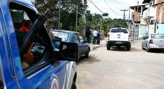 O corpo de Anderson foi levado para o Instituto Médico Legal (IML) de Salvador