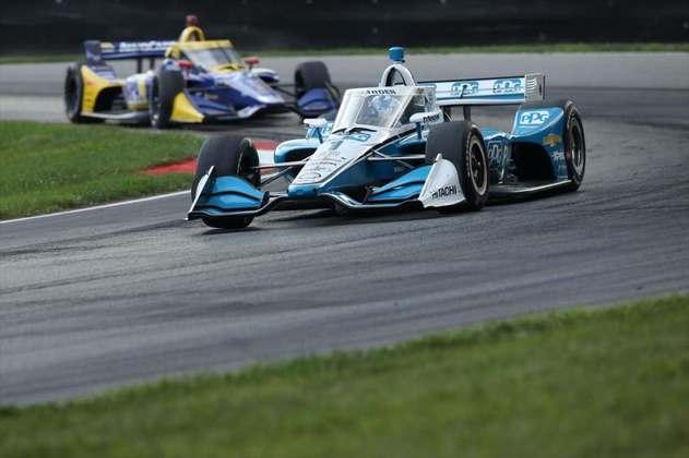 Dixon não foi bem na primeira etapa de Mid-Ohio. Melhor para Newgarden, que seguiu cortando a vantagem ao ficar em segundo contra décimo do rival