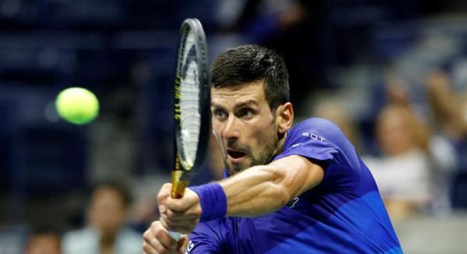 Novak Djokovic busca ser o recordista em número de conquistas