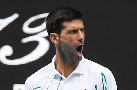 Djokovic é o atual tenista número um do mundo