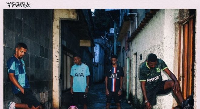 """Djonga celebra as origens em seu novo disco, """"Histórias da Minha Área"""" – ouça"""
