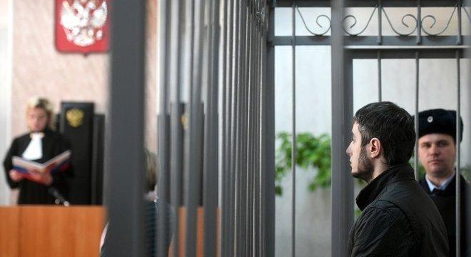 Dmitry Grachev foi condenado e proibido de ver os filhos