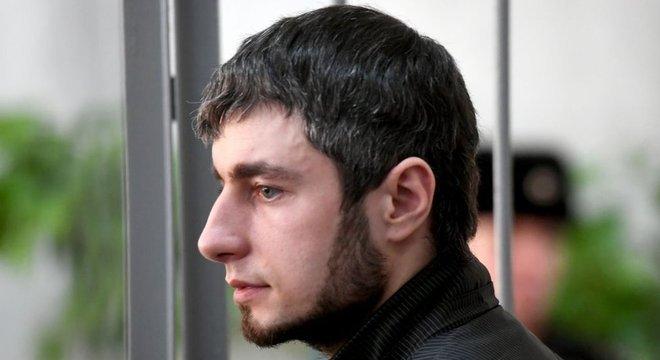 Dmitry Grachev foi condenado a 14 anos de prisão