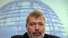 Muratov dedica Nobel ao Novaya Gazeta e seus jornalistas mortos