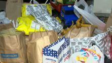 PM de Campinas arrecada doações para menino resgatado em tonel