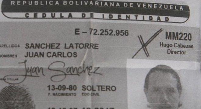 Juan Carlos Sánchez Latorre nasceu em El Espinal, Tolima, a sudoeste de Bogotá, e cresceu na cidade colombiana de Barranquilla (Foto: Diário Versão Final)