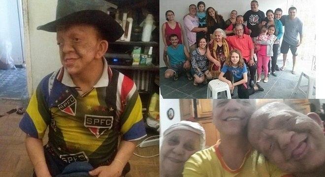 Alegria e amor de Francisco Muniz surpreendem irmão Arnaldo