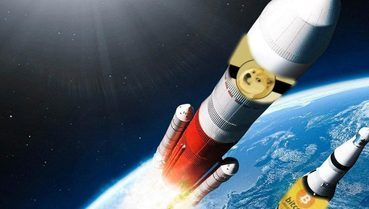 "Elon Musk quer levar Dogecoin à lua antes do Bitcoin: ""Corrida espacial começou"""