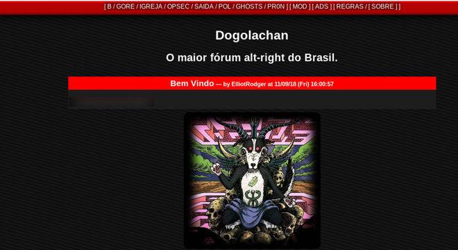 Segundo MP, ataque em escola de Suzano foi idealizado por um fórum da darkweb