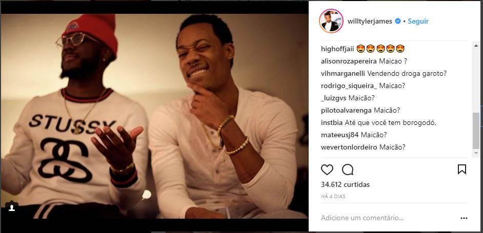 Brasileiros Ainda Zoam Ator De Todo Mundo Odeia O Chris No Instagram