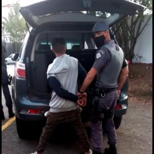 Dois homens foram presos suspeitos de sequestrarem pai idoso de um PM