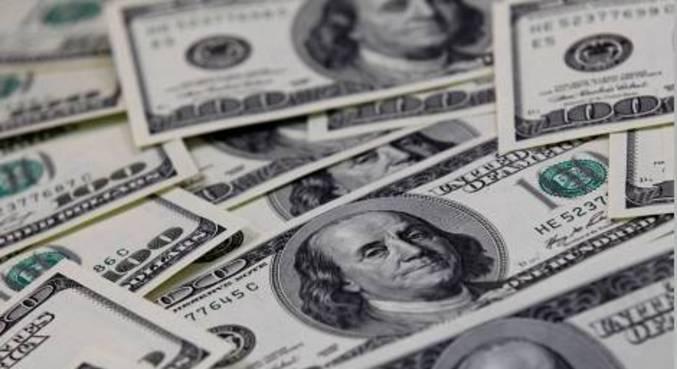 O dólar à vista terminou com variação negativa de 0,07%, a R$ 5,6624