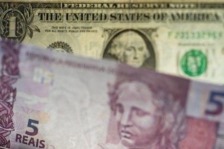 Dólar foi negociado a R$ 5,01 na mínima da sessão