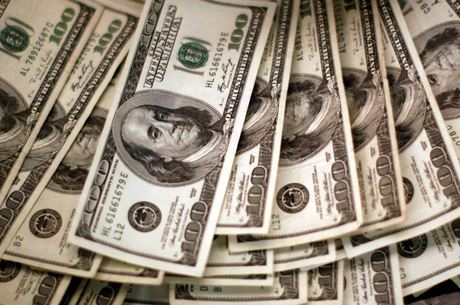 Dólar marcou R$ 4,1880 na máxima do dia