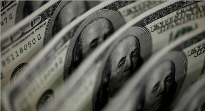 O dólar fechou nesta quarta-feira (29) com variação positiva de 0,06%, a R$ 5,43