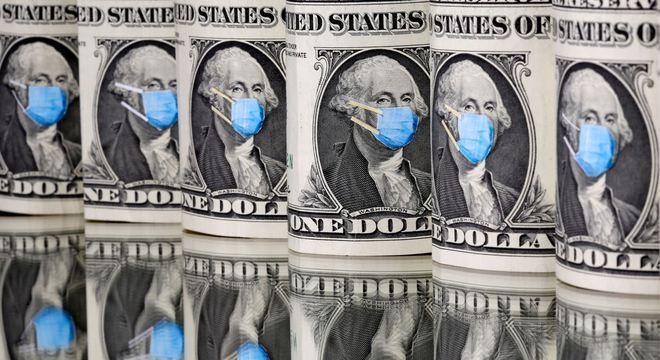 Vírus de 0,6% de letalidade quebrando economias