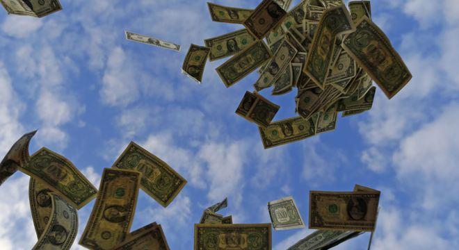 Nova cotação do dólar, que nos últimos dias se estabeleceu acima dos R$ 4,30