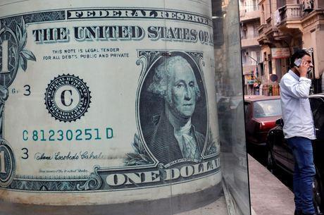 Dólar disparou R$ 0,13 somente nesta quinta-feira (7)