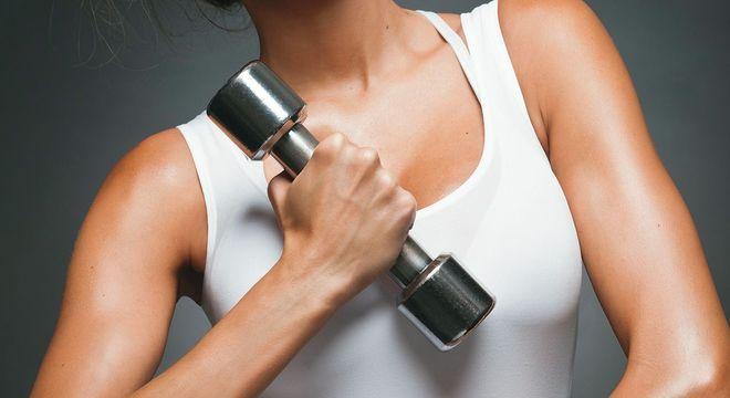 dolomita e músculos