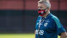 'Nunca senti apoio da diretoria do Flamengo', diz Domènec