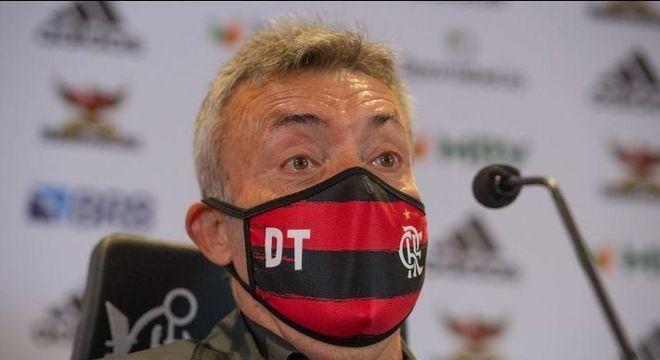 Diretoria do Flamengo decidiu. Demissão sumária de Domènec após goleada para o Atlético