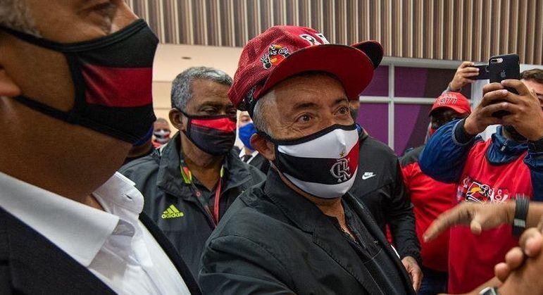 Dome esperava ficar cinco anos no Flamengo. Foi despachado em três meses