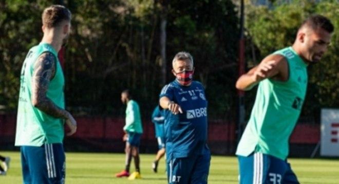 Domènec Torrent - Flamengo