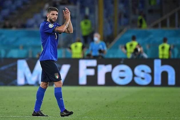 Domenico Berardi - Sassuolo - Atacante - 26 anos - 35 milhões de euros (R$ 209 mi) - Contrato até 30/06/2024