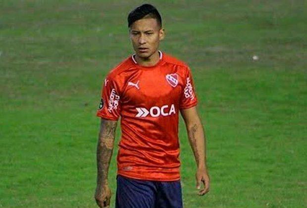 Domingo Blanco (25 anos) - Meio-campista argentino do Independiente