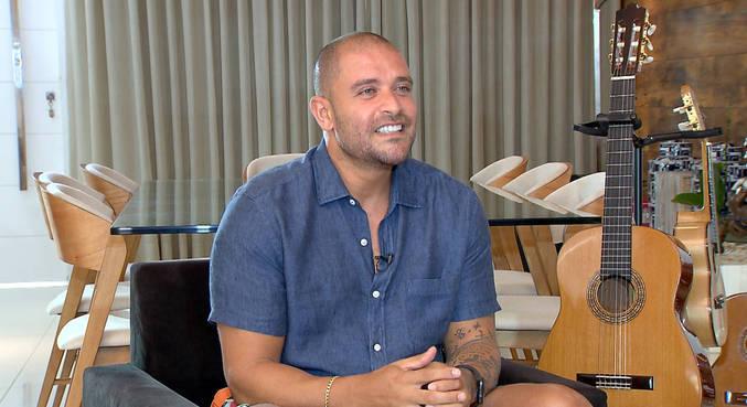 Diogo Nogueira faz revelações sobre a carreira