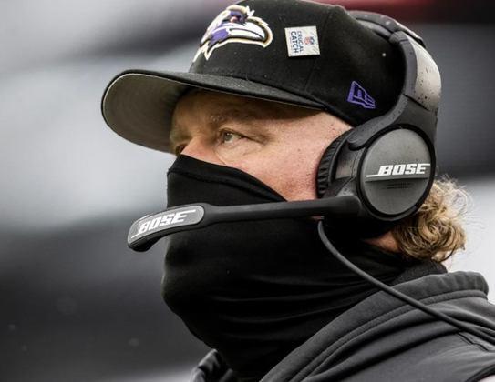 Don 'Wink' Martindale – Coordenador defensivo do Baltimore Ravens: Agressivo e inteligente em suas chamadas. Consistentemente transformou a defesa dos Ravens em top-5 da NFL.