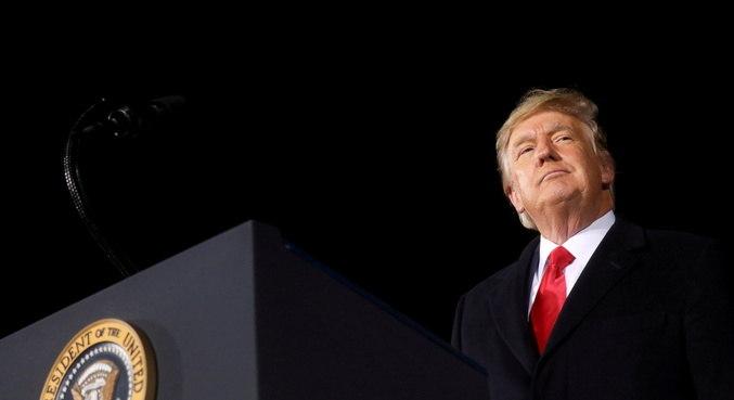 Trump pode concorrer à eleição em 2024 caso seja inocentado