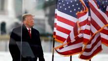 Procurador de Manhattan obtém declarações de IR de Trump