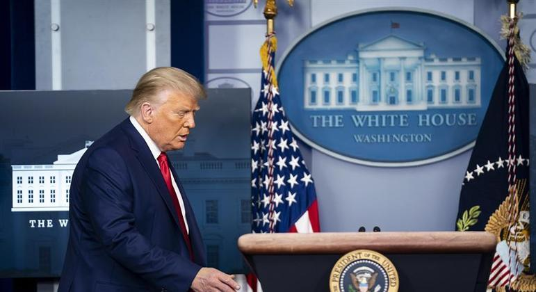 Câmara dos EUA vota impeachment de Donald Trump nesta quarta-feira (13)