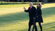 Trump passa Natal discreto em resort da família na Flórida